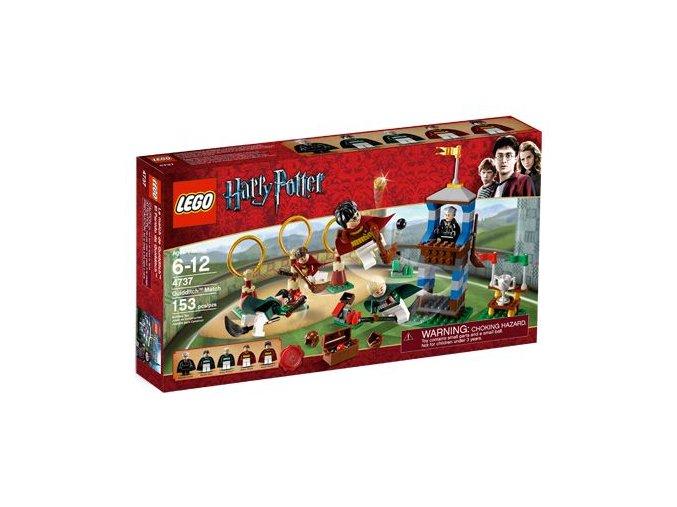 LEGO Harry Potter 4737 Famfrpálový zápas