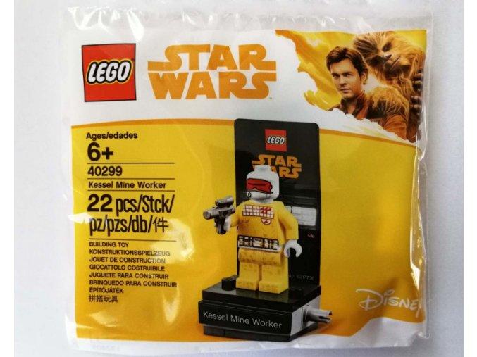 LEGO STAR WARS 40299 Kessel Mine Worker