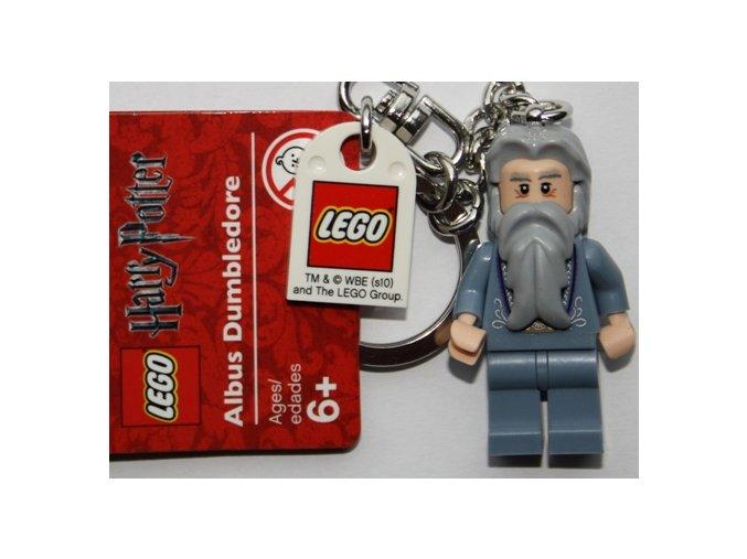 LEGO Harry Potter 852979 Přívěšek na klíče-Albus Dumbledore