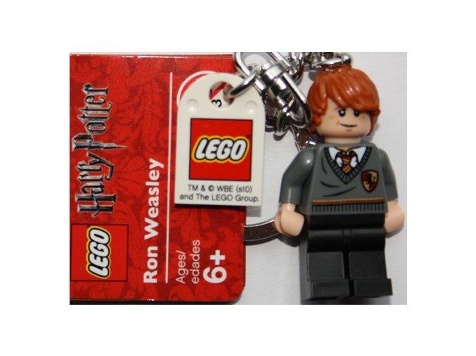 LEGO Harry Potter 852955 Přívěsek na klíče-Ron Weasley