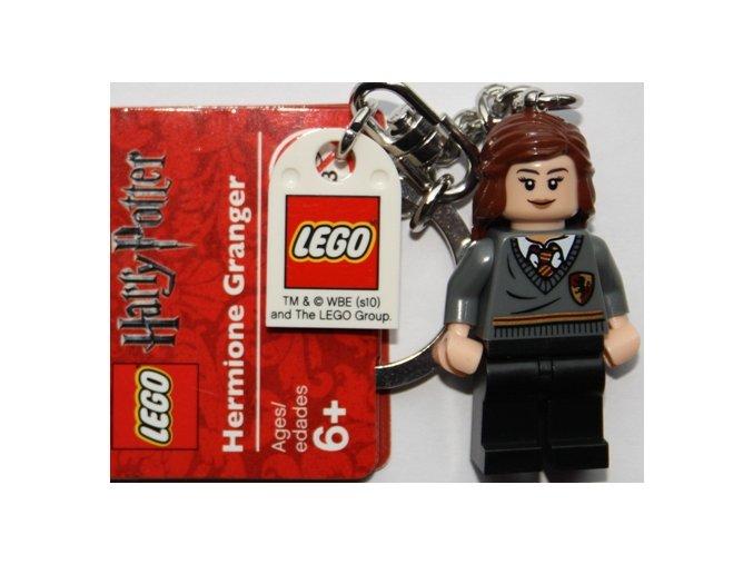 LEGO Harry Potter 852956 Přívěsek na klíče-Hermione Gryffindor