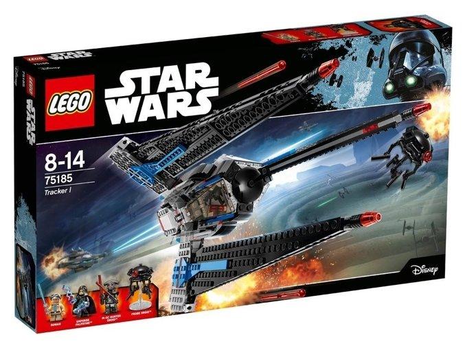 LEGO Star Wars 75185 Vesmírná loď Tracker I