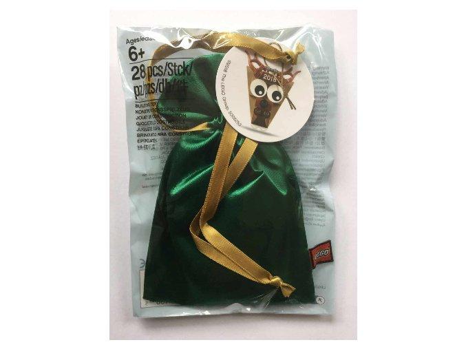 LEGO 5005253 Christmas Tree Ornament (Bag with Reindeer) polybag