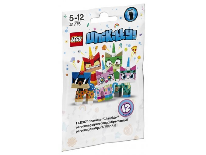 LEGO 41775 minifigurky UNIKITTY!