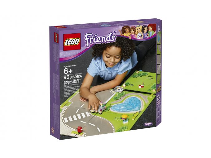 LEGO FRIENDS 853671 Herní podložka