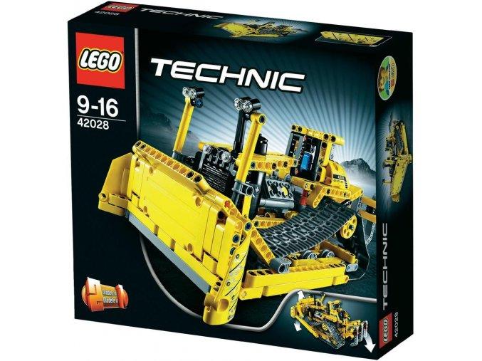 Lego TECHNIC 42028 Buldozer
