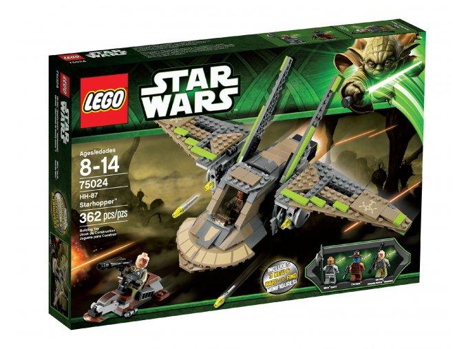 LEGO Star Wars 75024 HH-87 Starhopper