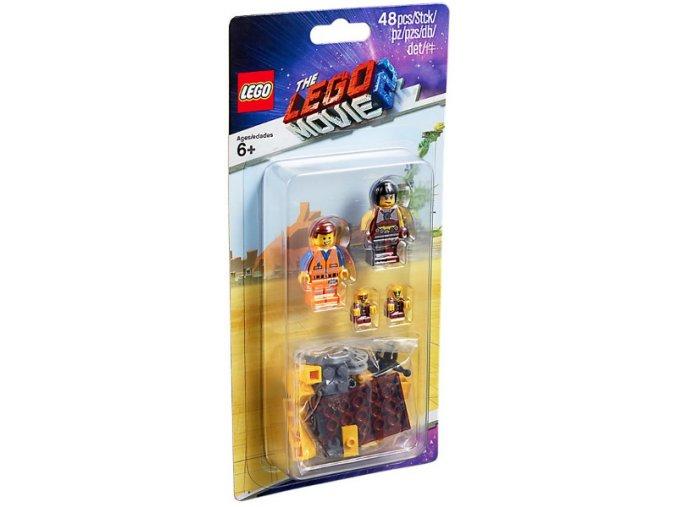 LEGO  MOVIE 853865 Doplňky LEGO příběh