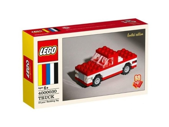 LEGO 4000030 Truck (Auto) Limited Edition