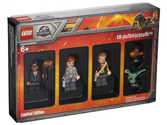 LEGO Jurassic World 5005255 Minifigure Collection, Bricktober 2018 2/4 (TRU Exclusive)