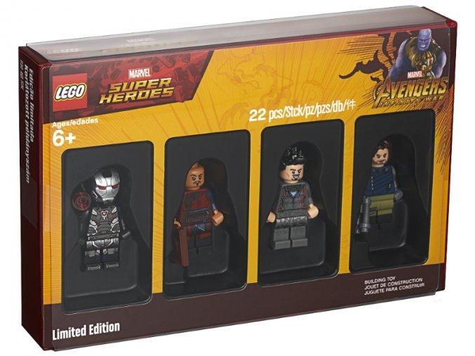 LEGO Super Heroes 5005256 - Minifigure Collection, Bricktober 2018 4/4 (TRU Exclusive) - Super Heroes