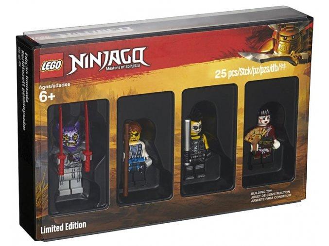 LEGO Ninjago 5005257 - Minifigure Collection, Bricktober 2018 3/4 (TRU Exclusive) - Ninjago