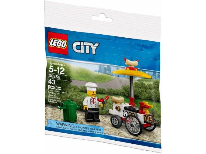 Lego City 30356 Hot Dog Stand