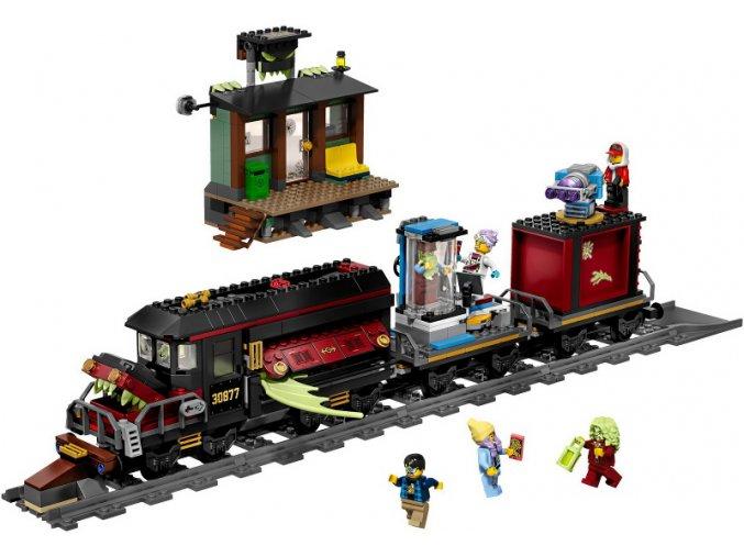 LEGO Hidden Side™ 70424 Vlak duchů