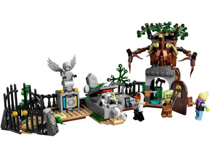 LEGO Hidden Side™ 70420 Záhada na hřbitově