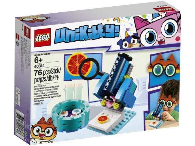 LEGO UNIKITTY! 40314 Zvětšovací přístroj doktorky Lišákové