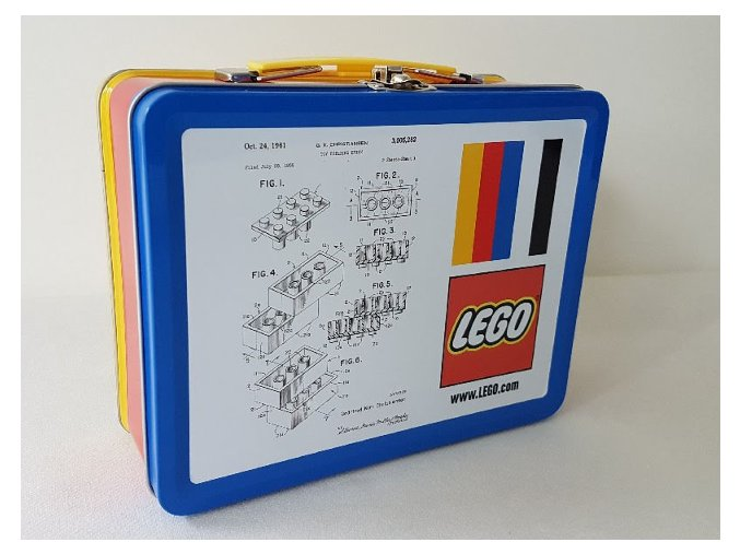 LEGO 5006017 Lunch Tin