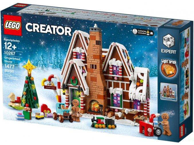 LEGO 10267 Perníková chaloupka