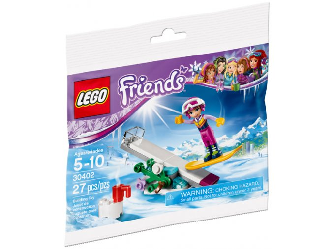 LEGO Friends 30402 Snowboard Tricks polybag