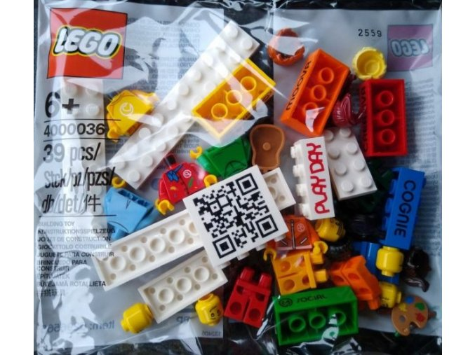 LEGO 4000036 Exclusive Lego Employee gift to Lego Play Day 2019 (polybag)