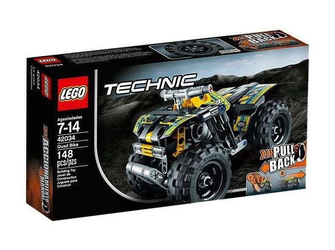 LEGO Technic 42034 Čtyřkolka