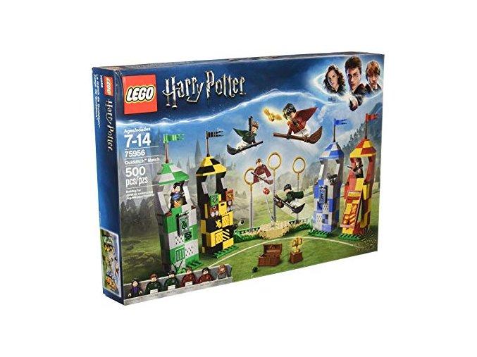 LEGO Harry Potter 75956 Famfrpálový zápas