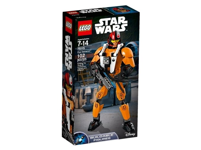 LEGO Star Wars 75115 Poe Dameron™