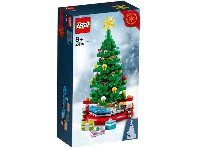 LEGO 40338 Vánoční stromek