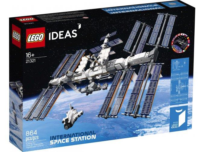LEGO Ideas 21321 Mezinárodní vesmírná stanice