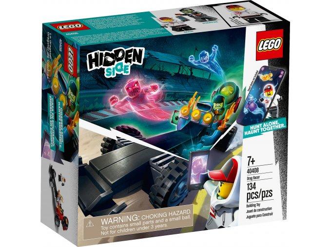 LEGO Hidden Side™ 40408 Dragster