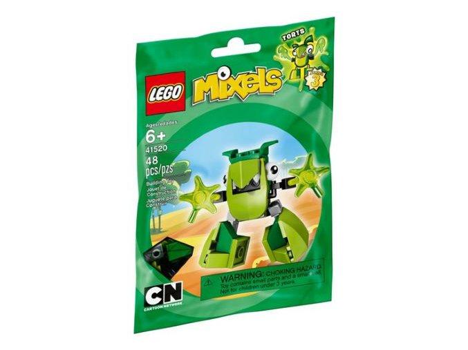 LEGO Mixels 41520 Torts