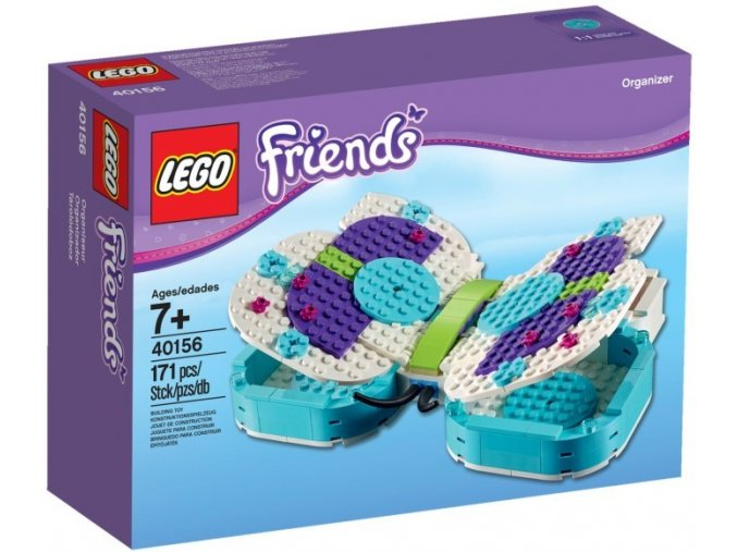 Lego Friends 40156 Organiser