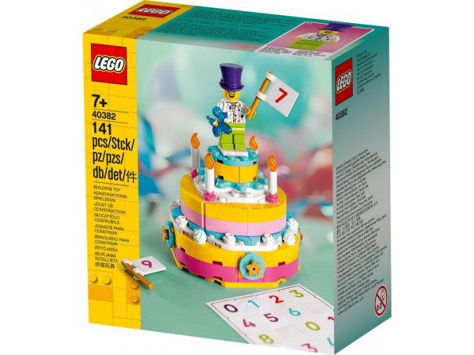 LEGO 40382 Narozeninová sada