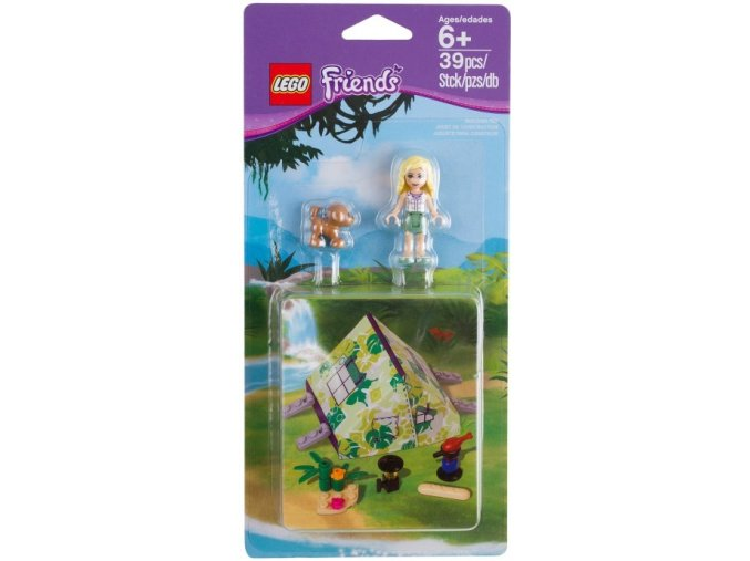 LEGO Friends 850967 Jungle Accessory Set
