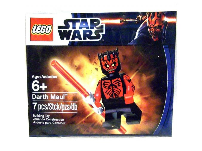Lego Star Wars 5000062 Darth Maul