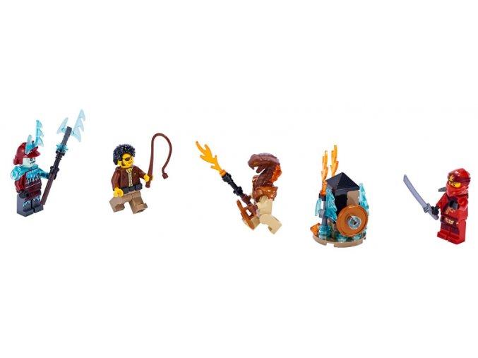 LEGO NINJAGO 40342 Sada minifigurek – NINJAGO® 2019