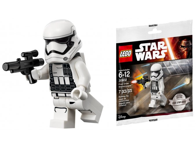 Lego Star Wars 30602 First Order Stormtrooper