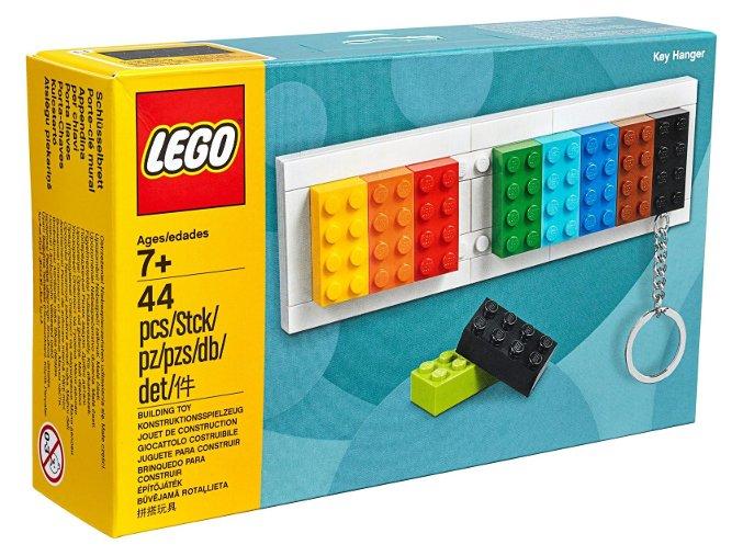 Lego 853913 Věšák na klíče