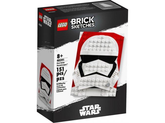 LEGO Brick Sketches™ 40391 Stormtrooper™