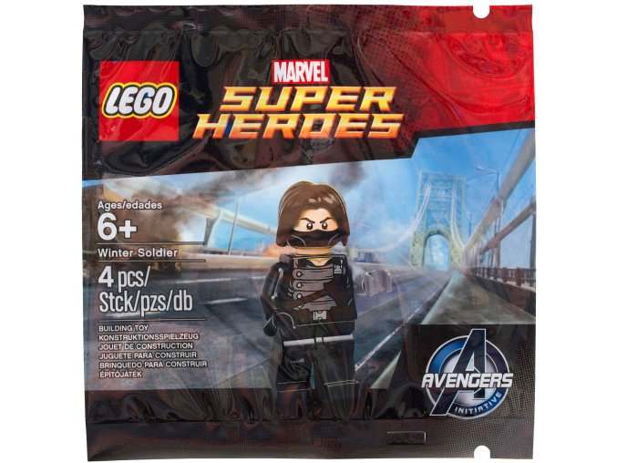 LEGO Super Heroes 5002943 Winter Soldier
