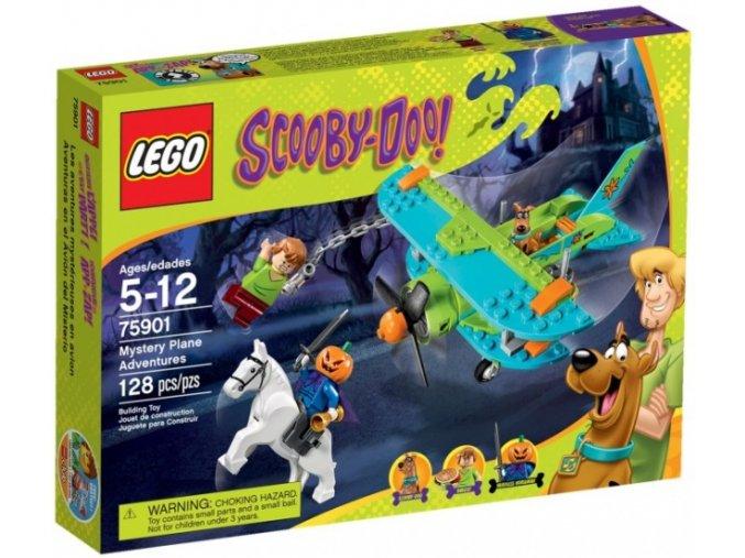 LEGO Scooby Doo 75901 Strašidelné letecké dobrodružství