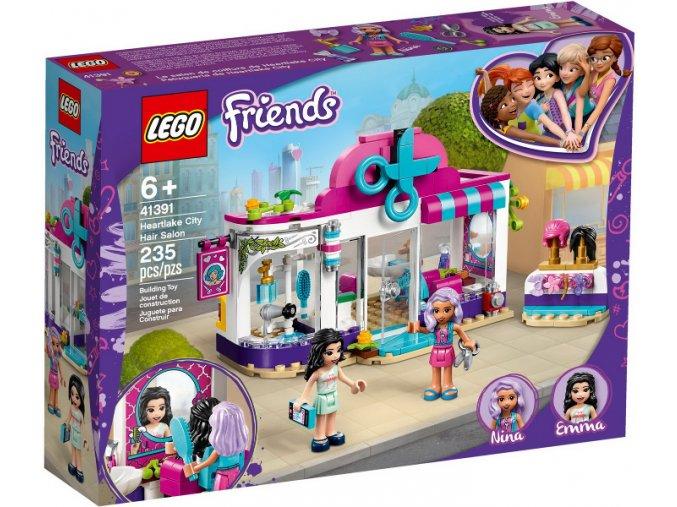 LEGO Friends 41391 Kadeřnictví v městečku Heartlake