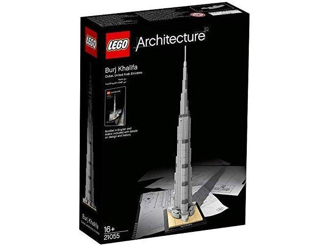 Lego Architecture 21055 Burdž Chalifa