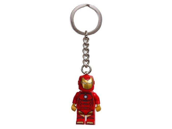 LEGO 853706 Přívěsek na klíče s neporazitelným Iron Manem