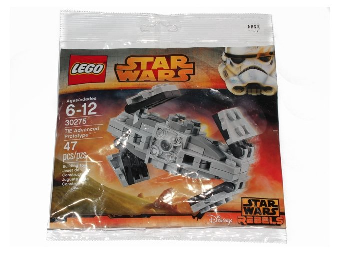 LEGO STAR WARS 30275 TIE Advanced Prototype polybag