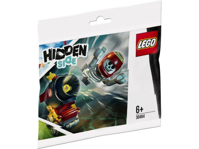 LEGO Hidden Side™ 30464 El Fuegův kaskadérský kanón