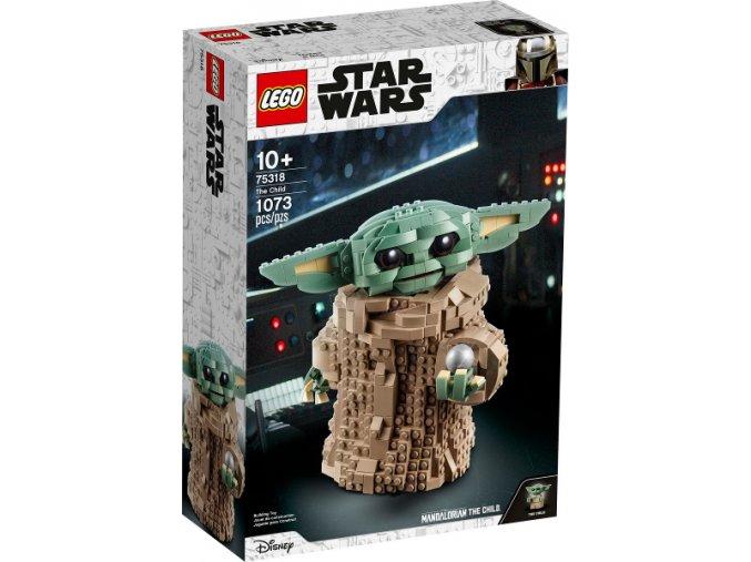 Lego Star Wars 75318 Dítě
