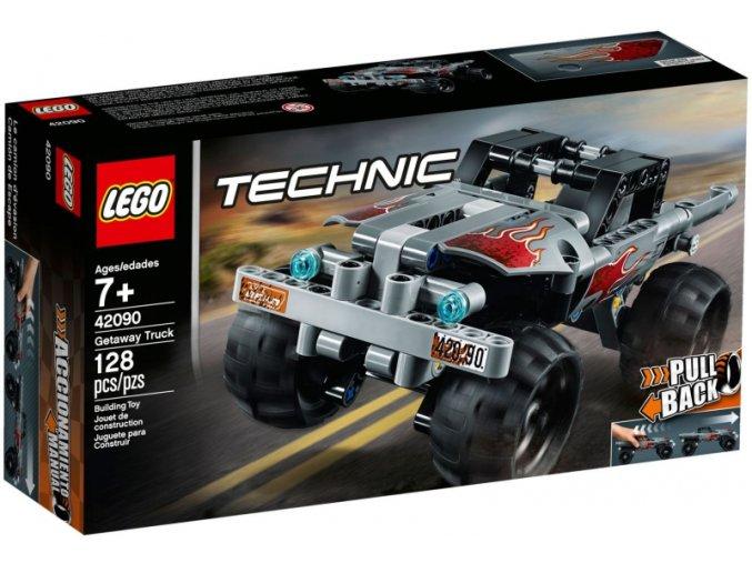 Lego Technic 42090 Útěk v teréňáku