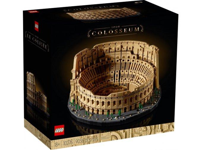 Lego Creator 10276 Koloseum  + volná rodinná vstupenka do Muzea LEGA Tábor v hodnotě 370 Kč