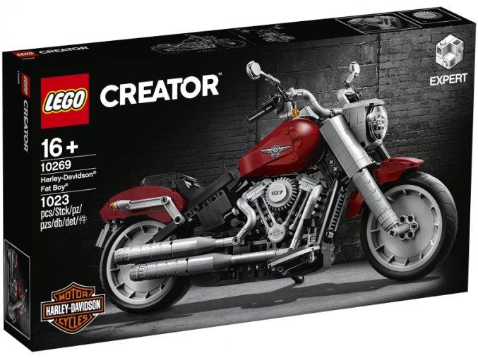 Lego Creator 10269 Harley-Davidson® Fat Boy®
